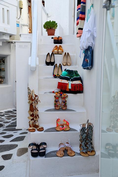buty sandałki dla kobiet